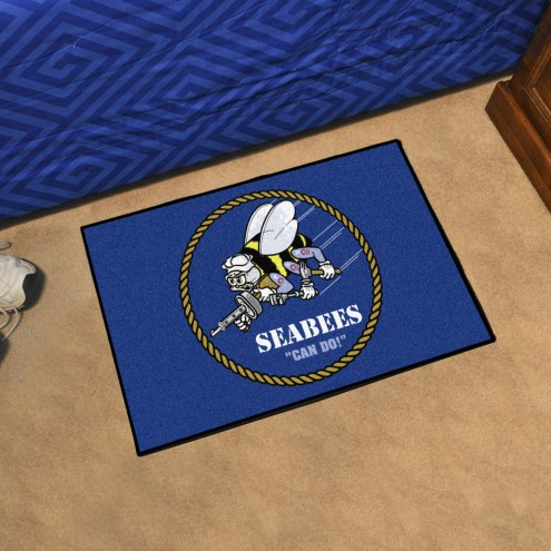 Navy Midshipmen NCAA Starter Rug