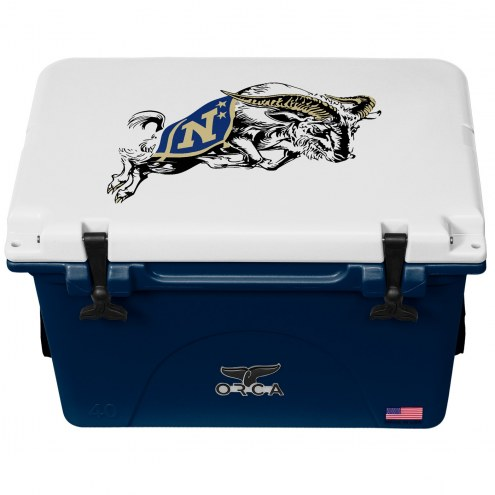 Navy Midshipmen ORCA 40 Quart Cooler