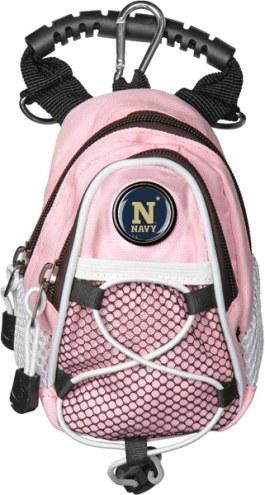 Navy Midshipmen Pink Mini Day Pack