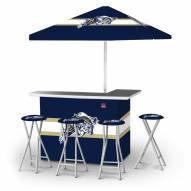 Navy Midshipmen Pop Up Bar