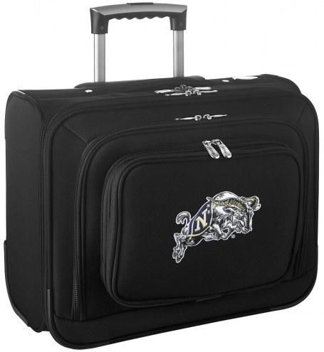 Navy Midshipmen Rolling Laptop Overnighter Bag