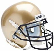 Navy Midshipmen Schutt Mini Football Helmet