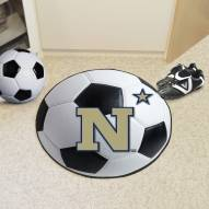 Navy Midshipmen Soccer Ball Mat