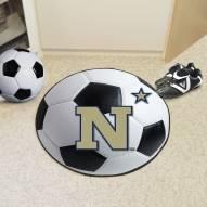 Navy Midshipmen Soccer Ball Mat