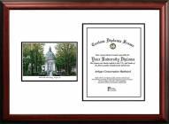 Navy Midshipmen Spirit Graduate Diploma Frame