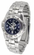 Navy Midshipmen Sport Steel AnoChrome Women's Watch