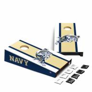 Navy Midshipmen Mini Cornhole Set