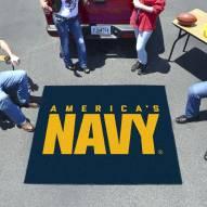 Navy Midshipmen Tailgate Mat