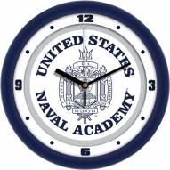 Navy Midshipmen Traditional Wall Clock