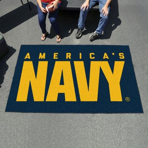 Navy Midshipmen Ulti-Mat Area Rug