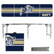 Navy Midshipmen Victory Folding Tailgate Table