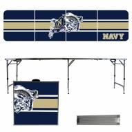 Navy Midshipmen Victory Folding Tailgate Table