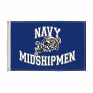 Navy Midshipmen 2' x 3' Flag