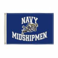 Navy Midshipmen 2' x 3' Flag