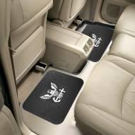Navy Midshipmen Vinyl 2-Piece Rear Floor Mats