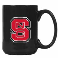 NC State Wolfpack College 2-Piece Ceramic Coffee Mug Set