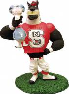 NC State Wolfpack Lester Single Choke Rivalry Figurine