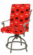 Nebraska Cornhuskers 2 Piece Chair Cushion