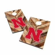 Nebraska Cornhuskers 2' x 3' Cornhole Bag Toss