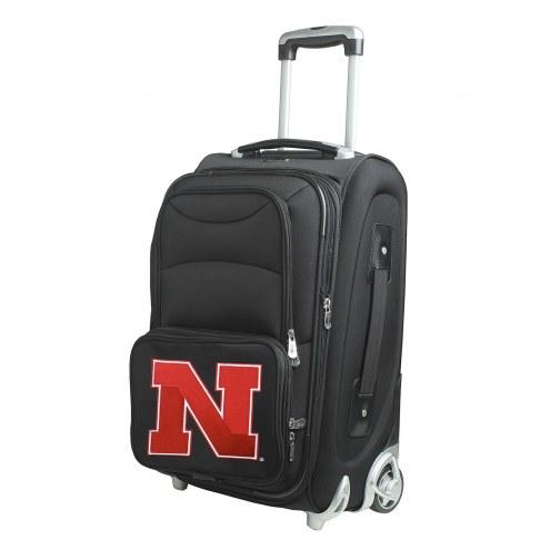 "Nebraska Cornhuskers 21"" Carry-On Luggage"