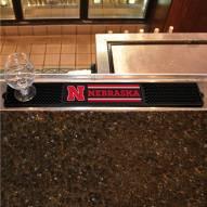 Nebraska Cornhuskers Bar Mat