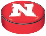 Nebraska Cornhuskers Bar Stool Seat Cover