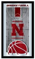 Nebraska Cornhuskers Basketball Mirror