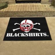 Nebraska Cornhuskers Blackshirts All-Star Mat
