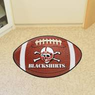 Nebraska Cornhuskers Blackshirts Football Floor Mat