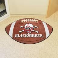 Nebraska Cornhuskers Blackshirts Football Floor Mat