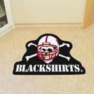 Nebraska Cornhuskers Blackshirts Mascot Mat