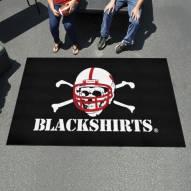Nebraska Cornhuskers Blackshirts Ulti-Mat Area Rug
