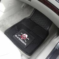 Nebraska Cornhuskers Blackshirts Vinyl 2-Piece Car Floor Mats