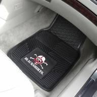 Nebraska Cornhuskers Blackshirts Vinyl 2-Piece Car Floor Mats