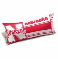 Nebraska Cornhuskers Body Pillow