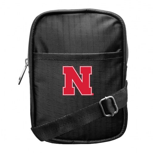Nebraska Cornhuskers Camera Crossbody Bag