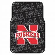 Nebraska Cornhuskers Car Floor Mats