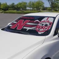 Nebraska Cornhuskers Car Sun Shade