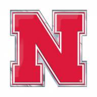 Nebraska Cornhuskers Color Car Emblem