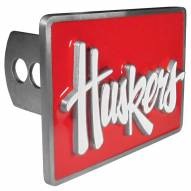 Nebraska Cornhuskers Class II and III Hitch Cover