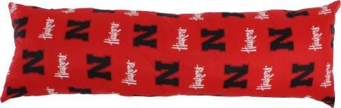"Nebraska Cornhuskers 20"" x 60"" Body Pillow"