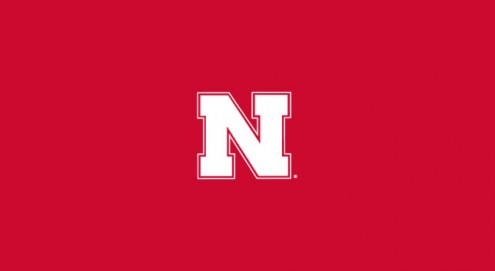 Nebraska Cornhuskers NCAA Pool Table Cloth