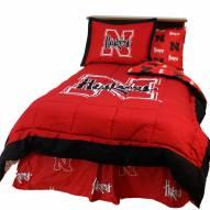 Nebraska Cornhuskers Comforter Set