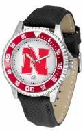 Nebraska Cornhuskers Competitor Men's Watch