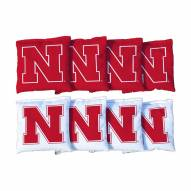Nebraska Cornhuskers Cornhole Bag Set
