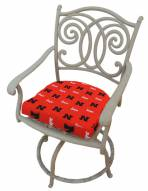 Nebraska Cornhuskers D Chair Cushion