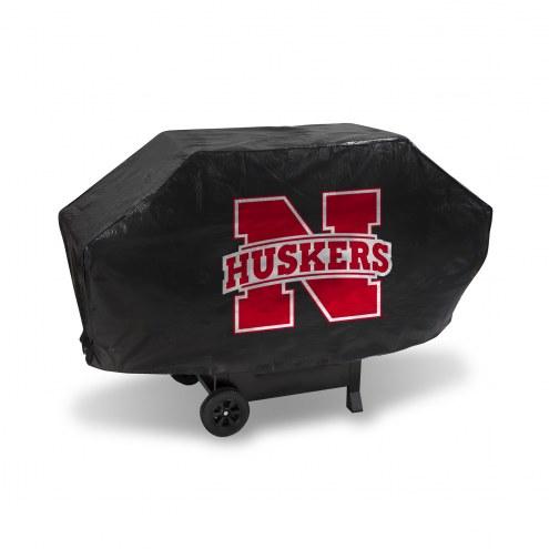 Nebraska Cornhuskers Deluxe Grill Cover