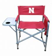 Nebraska Cornhuskers Director's Chair