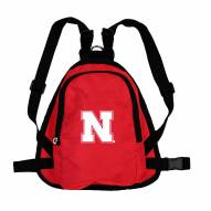 Nebraska Cornhuskers Dog Mini Backpack