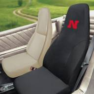 Nebraska Cornhuskers Embroidered Car Seat Cover